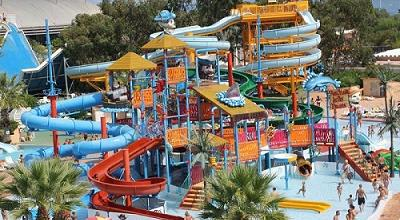 Aquasplash Antibes Marineland France
