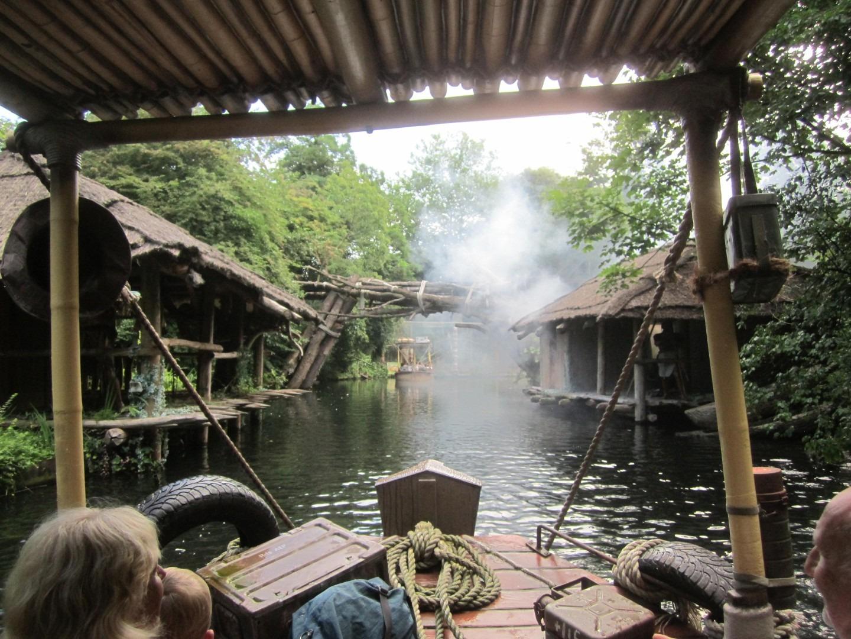 Jungle Mission Bellewaerde