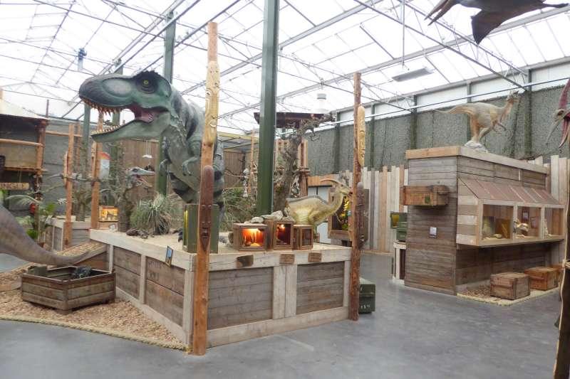 Grote Hall Berkenhof Tropical Zoo