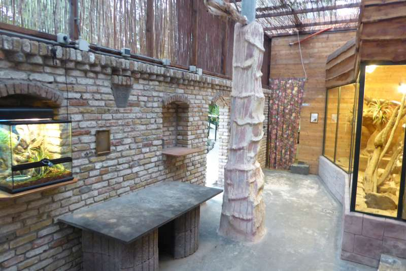 Woestijn Berkenhof Tropical Zoo