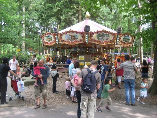 Carrousel Dierenpark Amersfoort