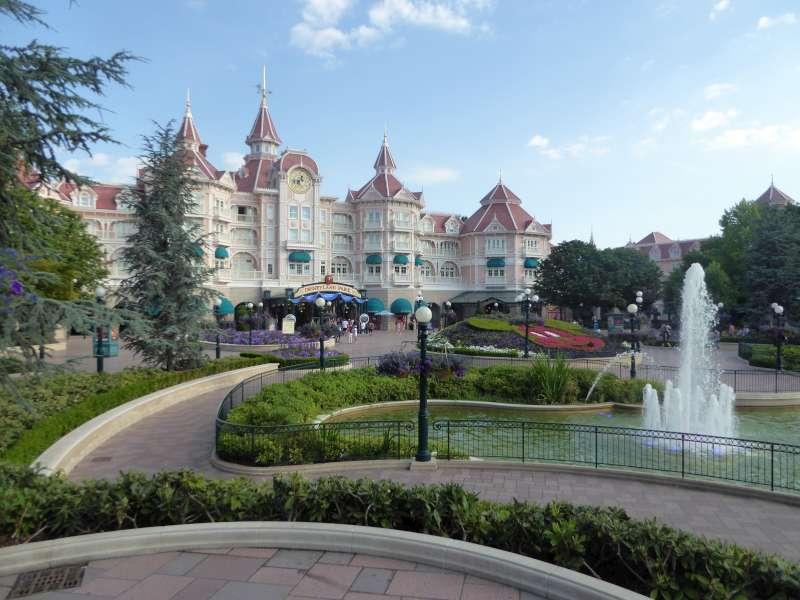 ingang_Disneyland_Resort_Paris