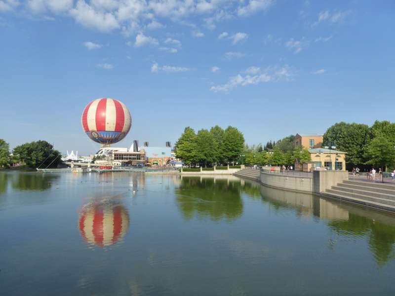 meer_Disney_Village_Disneyland_Resort_Paris