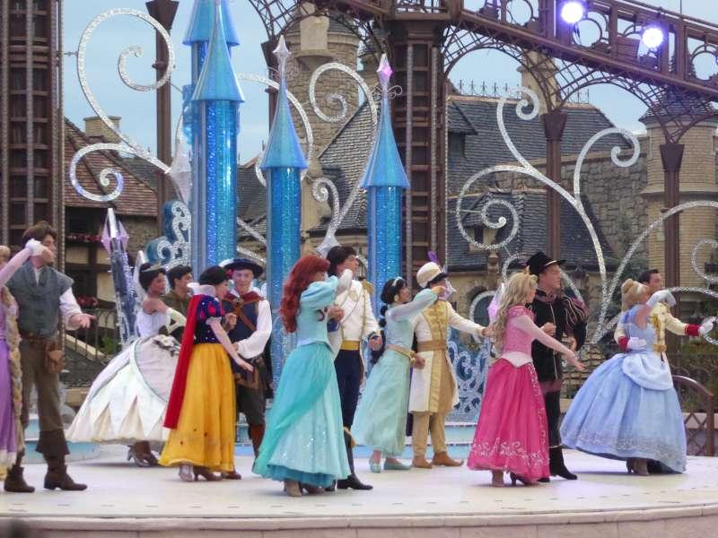 prinsessen_show_Disneyland_Resort_Paris