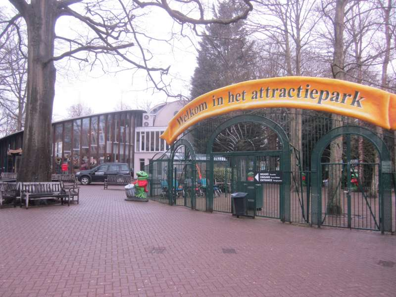 Themeparkzoo Duinrell