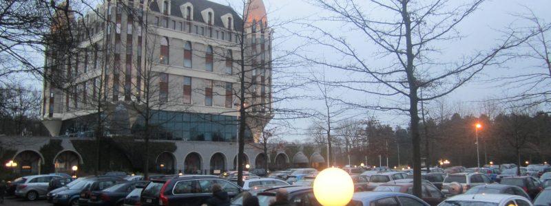 Efteling Hotel parking