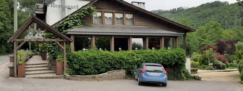 Hostellerie la Claire Fontaine La Roche-en-Ardenne