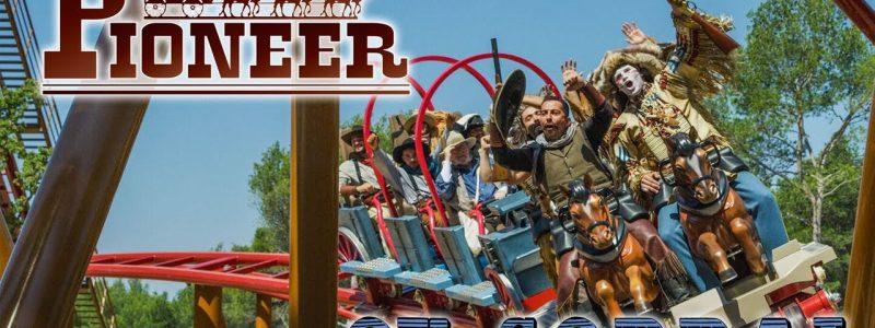 OK Corral Pioneer coaster