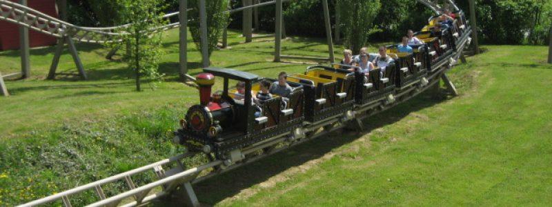 Parc du Bocasse coaster