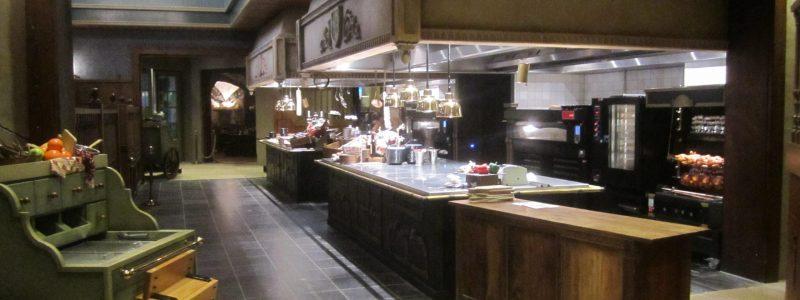 Restaurant Het Wapen van Raveleijn Efteling kitchen