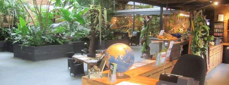 Themeparkzoo Reptielenhuis De Aarde