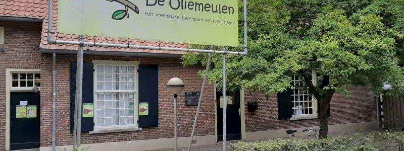 ingang Dierenpark de Oliemeulen (2)