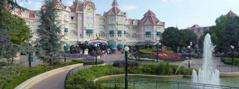 ingang_Disneyland_Resort_Paris