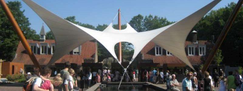 Ingang Ouwehands Dierenpark Rhenen 800