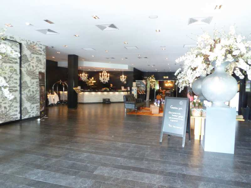 Hotel Van der Valk Harderwijk reception