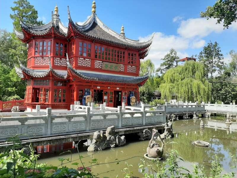China 2 Pairi Daiza