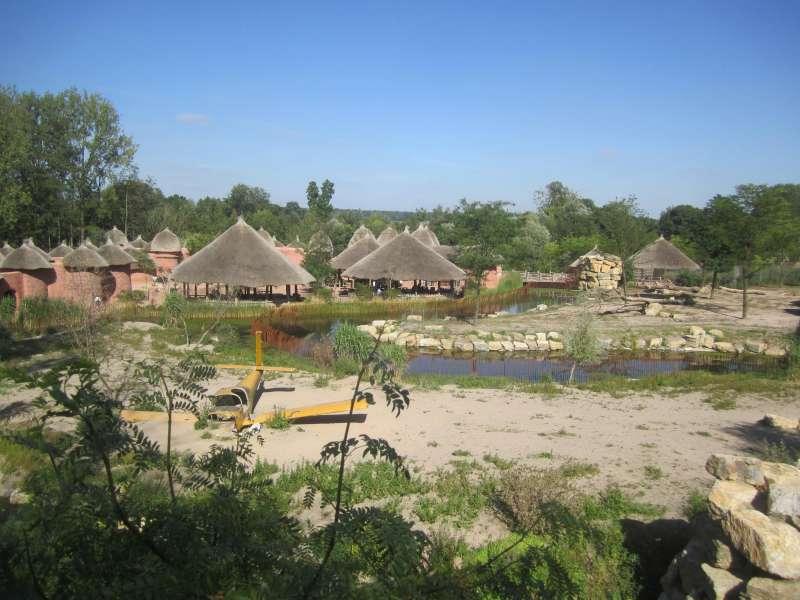 Afrika Pairi Daiza