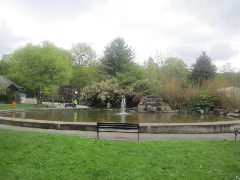 Overzicht Parc Merveilleux