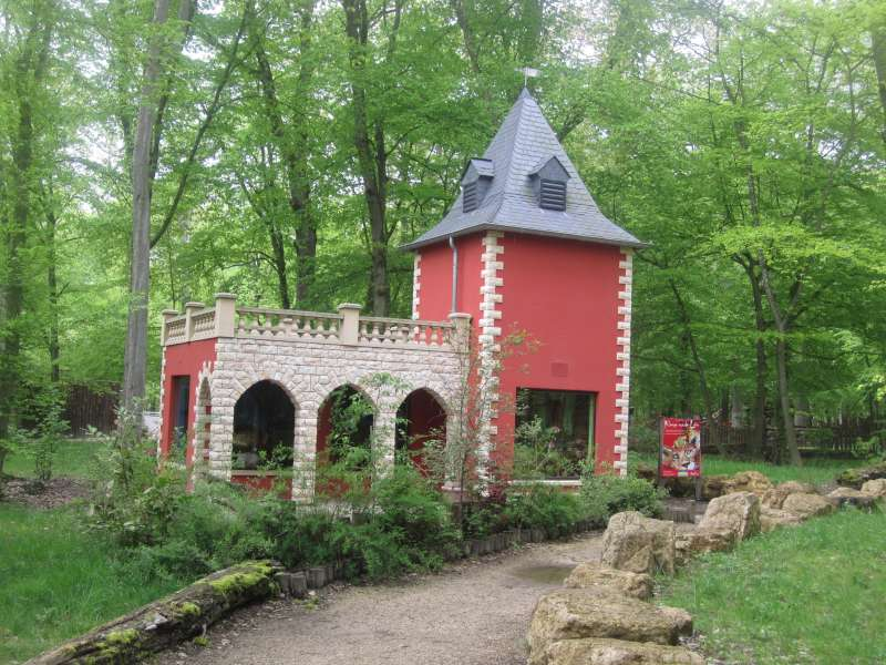 Sprookjes Parc Merveilleux