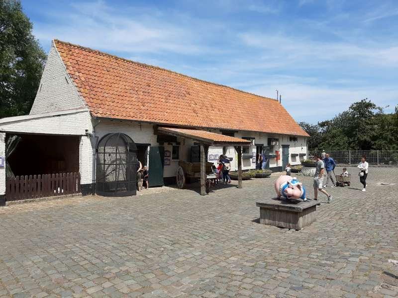 boerderij Plopsaland De Panne