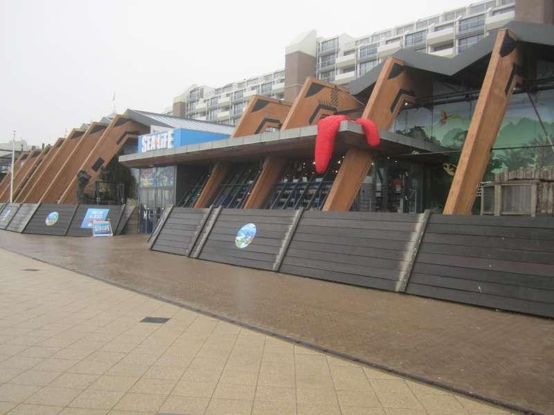 Themeparkzoo Sea Life Scheveningen