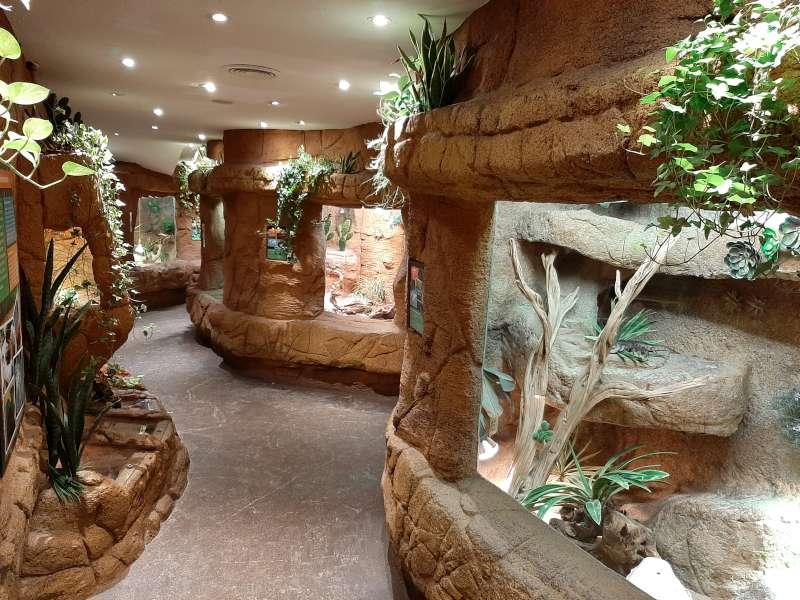 Woestijn Serpentarium