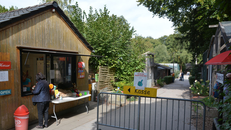 Vogelpark Tierpark Solingen