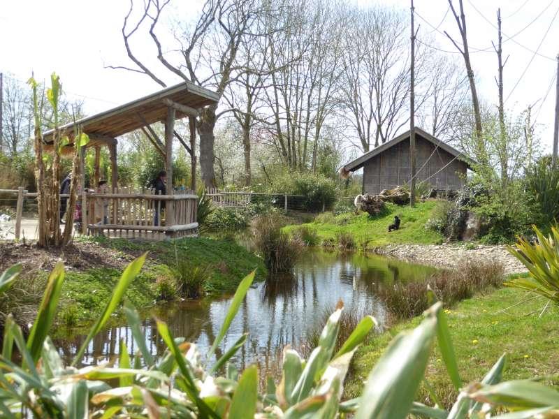 ingang_Zoo_de_Champrepus