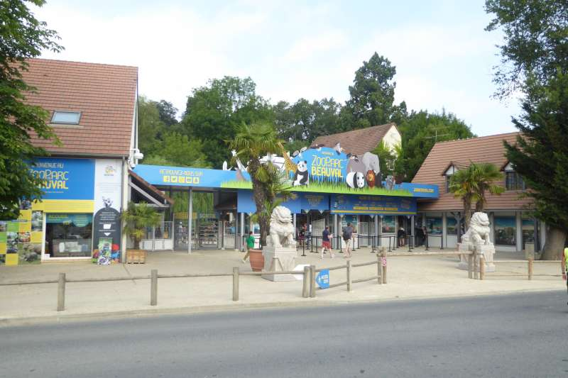 ingang_Zoo_de_Beauval